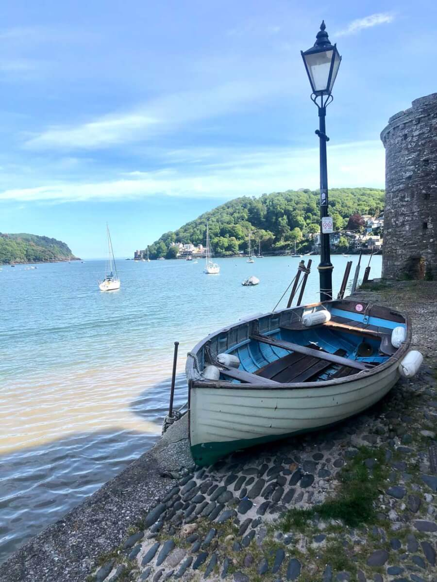 You are currently viewing A very potted history of Dartmouth's seafaring past