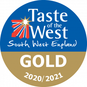 Read more about the article We've won GOLD at the Taste of the West Awards